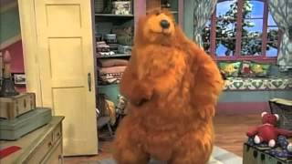 Bear In The Big Blue House Singing And Dancing To Rick Astley
