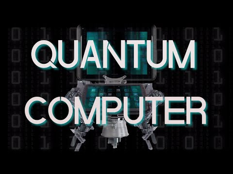Quantum Computer in a Nutshell Documentary