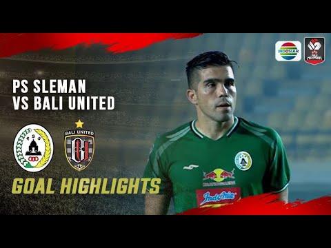 Highlights PS Sleman vs Bali United FC Piala Menpora 2021
