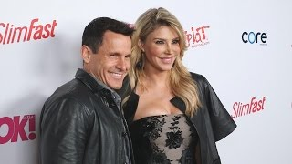 EXCLUSIVE: Brandi Glanville Makes Her Red Carpet Debut With Her New Man -- They Met on Tinder!