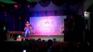 Jagiroad chhat puja dance 2016