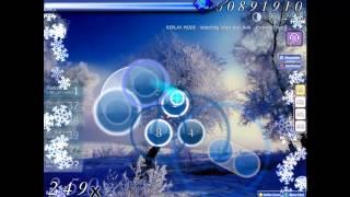 Sinfinia.mp4 Reik invierno - mod Nightcore double time