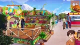 Totally Spies Season 6 episode 6 HD (ENG) grabbing the bully by the horns (Original)