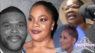 Mo'Nique talks about Tyler Perry phone call, Adrienne Bailon, unfair pay (periscope recap)