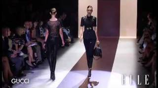 Gucci. Milán Fashion Week primavera verano 2011