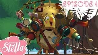 Angry Birds Stella - Rock On! (Ep4 S1)