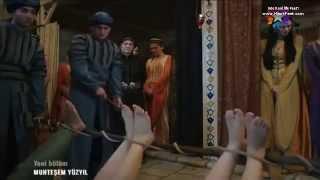 Female Falaka / foot whipping punishment