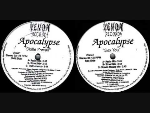 Apocalypse - Skills Prevail / Sex You