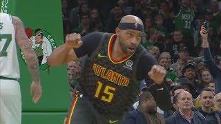 Celtics 8 Game Winning Streak! Vince Carter Dunk! 2018-19 NBA Season