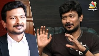 Vivek sir selected the title Manithan - Udhayanidhi Stalin Interview