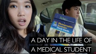 EP4- A Day in the Life of a 1st Year Medical Student | JaneandJady