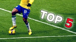 Top 5 Easy Football Skills To Learn Tutorial Thursday Vol.4