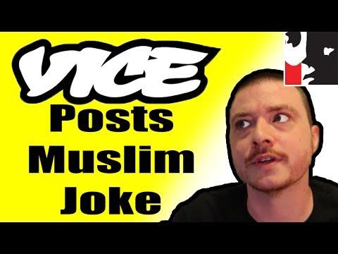 Xxx Mp4 Vice Posts Muslim Joke On Vice Com 3gp Sex