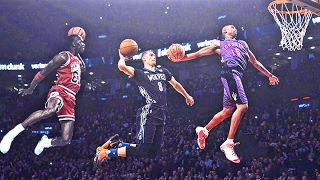 CRAZY NBA MOMENTS
