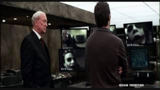 The Dark Knight Trailer - Watchmen Style