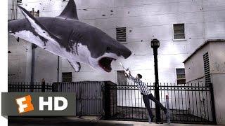Sharknado (10/10) Movie CLIP - Chainsaw vs Jaws (2013) HD