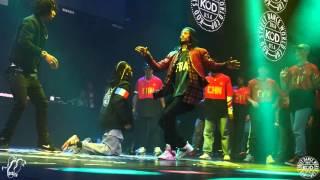 Team France Hip Hop   Criminalz Crew Highlight   K.O.D. World Cup 2016   #SXSTV