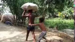 bangla funny video jaora polapain