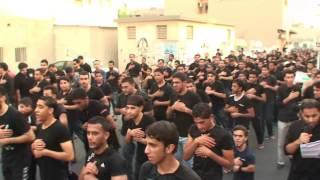 يوسف الرومي بموكب عزاء مأتم السنابس | 25 شوال 1434هـ