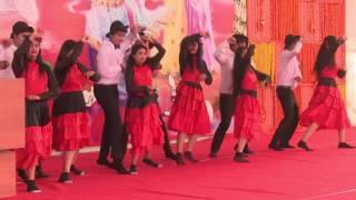 """Holi Fest 2017 Lok Nritya  Goa""""Ya Ya Maya Ya"""""""