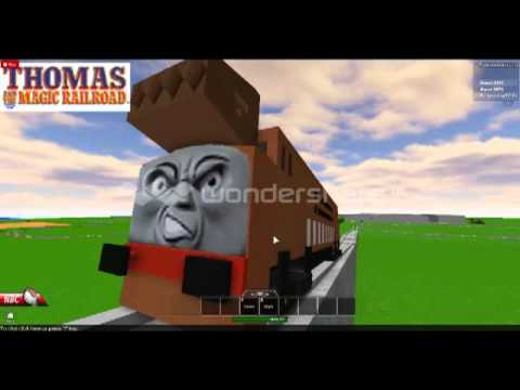 Roblox Thomas & Friends The Chase Scene FANMADE