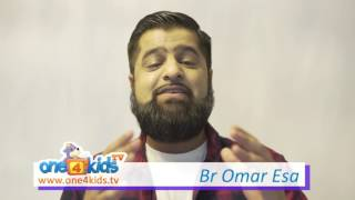 Br Omar Esa is a Big Supporter of One4Kids TV