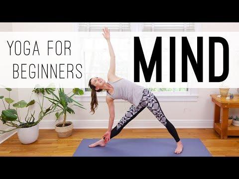 Yoga For Beginner's Mind     Yoga With Adriene