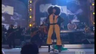 Erykah Badu Tribute to Diana Ross
