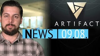 Valve kündigt neues Spiel Artifact an - Gearbox entwickelt Shooter-Kartenspiel - News