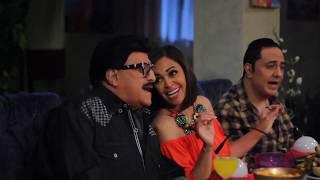 إضحك مع داليا البحيري و خالد سرحان في كواليس تصوير مسلسل يوميات زوجة مفروسة  - Youmyat Zoga Mafrosa
