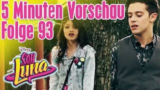 5 Minuten Vorschau - SOY LUNA Folge 93 || Disney Channel