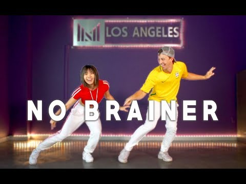 """NO BRAINER"" 10 Minute Dance Challenge w Bailey Sok"