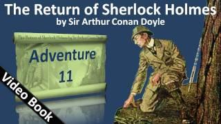 Adventure 11 - The Return of Sherlock Holmes by Sir Arthur Conan Doyle