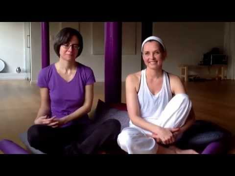Mette Tost from TOST YOGA -