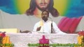 What is Holy Eucharist , Part 3 - By Rev.Fr.Francline Machado SVD at Divine Call Centre Mulki