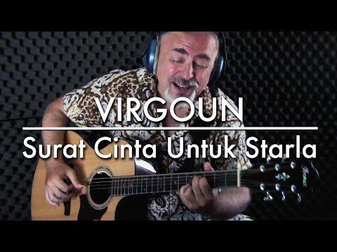 Virgoun | Surat Cinta Untuk Starla | Igor Presnyakov | Fingerstyle Guitar Cover
