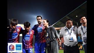 FOX Sports TV : Port captain David Rochela demands fearless attitude in Thai League