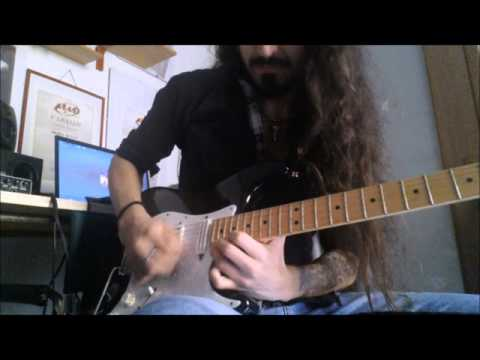 YNGWIE J. MALMSTEEN - You Don't Remember, I'll Never Forget solo cover by Valerio De Rosa