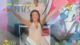 Belly dance Shik shak shok ( Ghinwa.tv)  غنوة