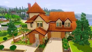 Sims 3 Кантри дом без дополнений