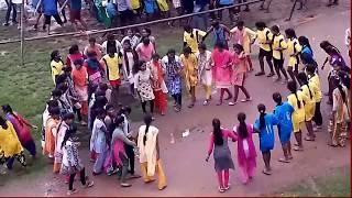 HOSTEL GIRL AND BOYS MASTI || NAGPURI SADRI DANCE || CHAIN DANCE!! happynew year