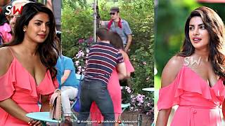 priyanka chopra Making video