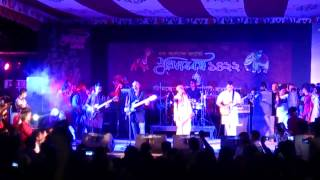 Boshonto Batash Song by Lalon Band @ Stamford University