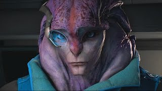 Mass Effect Andromeda: Jaal Romance Complete All Scenes
