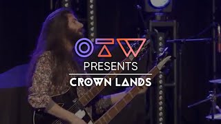 "Crown Lands - ""Waterfall"" [Live + Interview] 
