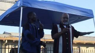 Evangelist Manny and Pastor Jared Oduor bilingual Swahili Sermon