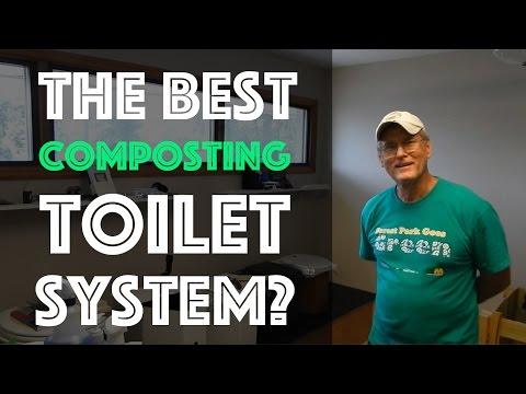 Best Composting Toilet System I ve Seen Yet