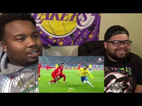 Xxx Mp4 THE BRAZILLIAN SHARPSHOOTER 20 Players Destroyed By Neymar Jr REACTION 3gp Sex