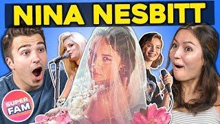 Generations React To Nina Nesbitt (Scottish Singer/Songwriter)