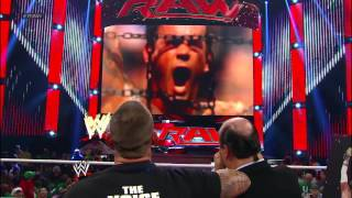 A special look at CM Punk's year long WWE Title reign: Raw, Nov. 19, 2012